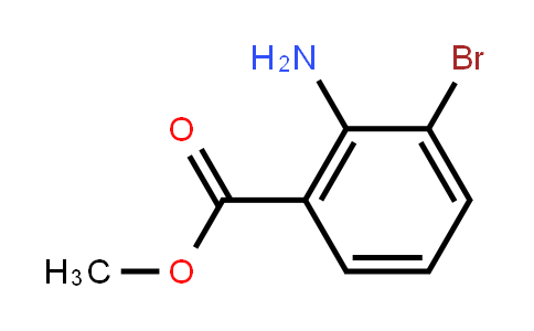 Methyl 2-amino-3-bromobenzoate