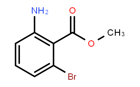 Methyl 2-amino-6-bromobenzoate