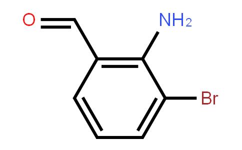 2-Amino-3-bromobenzaldehyde