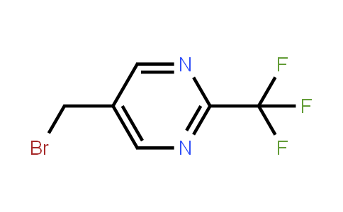5-(Bromomethyl)-2-(trifluoromethyl)pyrimidine