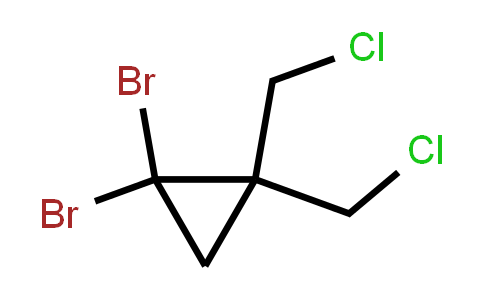 1,1-Dibromo-2,2-bis(chloromethyl)cyclopropane