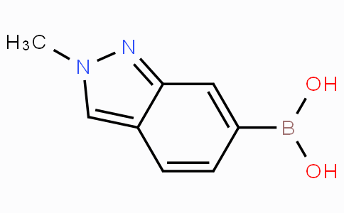 2-Methyl-2H-indazole-6-boronic acid