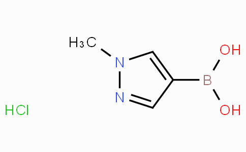 1-Methyl-1H-pyrazole-4-boronic acid hydrochloride