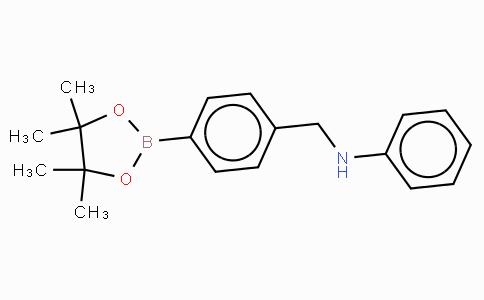 4-(N-phenylaminomethyl)phenylboronic acid, pinacol ester