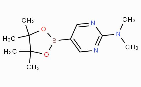 2-Dimethylamino-pyrimidine-5-boronic acid pinacol ester