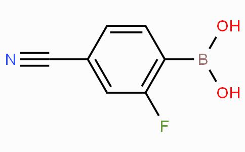 4-Cyano-2-fluorophenylboronic acid