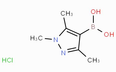 1,3,5-Trimethyl-1H-pyrazole-4-boronic acid, hydrochloride