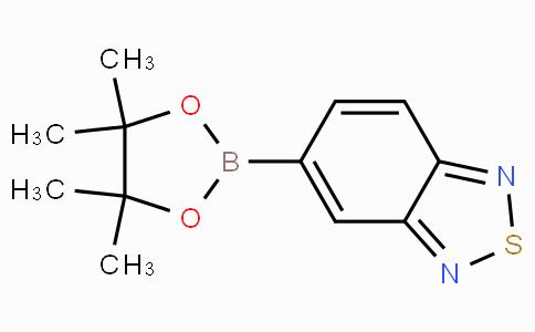 5-(4,4,5,5-Tetramethyl-1,3,2-dioxaborolan-2-yl)benzo[c][1,2,5]thiadiazole
