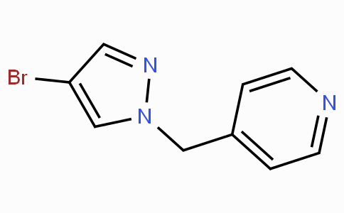 4-BROMO-1-(PYRIDIN-4-YLMETHYL)PYRAZOLE