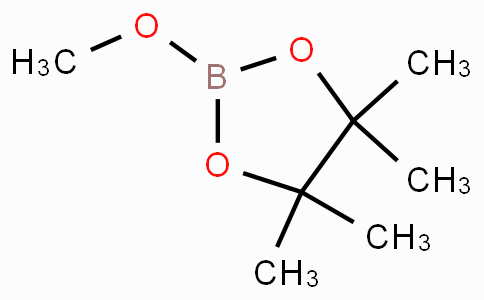 2-Methoxy-4,4,5,5-tetramethyl-1,3,2-dioxaborolane