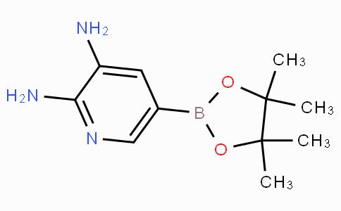 2,3-Diaminopyridine-5-boronic acid pinacol ester