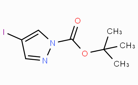 Tert-butyl 4-iodopyrazole-1-carboxylate