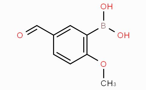 5-Formyl-2-methoxyphenylboronic acid