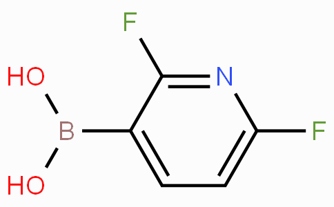 2,6-Difluoropyridine-3-boronic acid