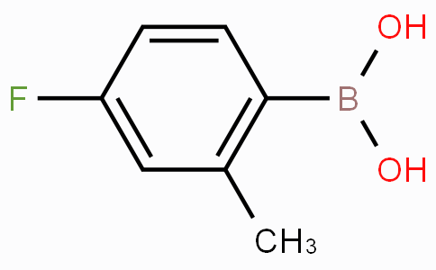 4-Fluoro-2-methylphenylboronic acid