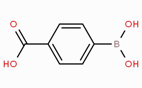 4-羧基苯硼酸(含有数量不等的酸酐)