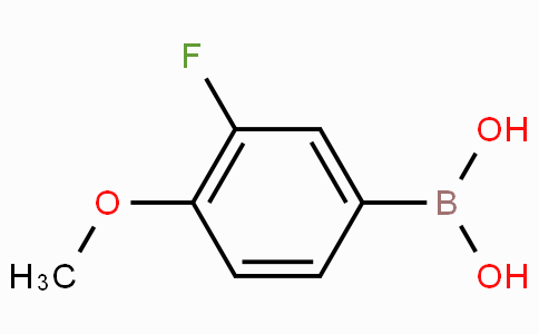 3-Fluoro-4-methoxyphenylboronic acid