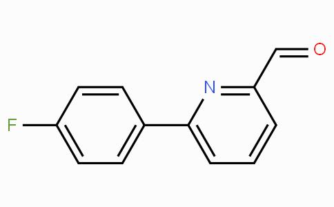 6-(4-Fluorophenyl)picolinaldehyde