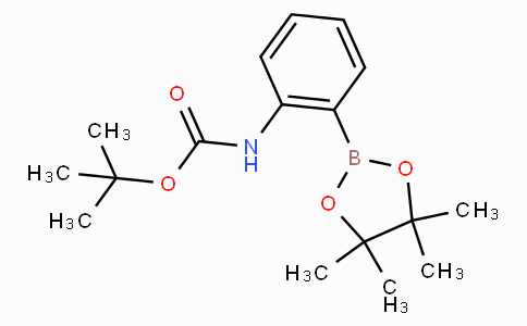 2-(Boc-amino)benzeneboronic acid pinacol ester