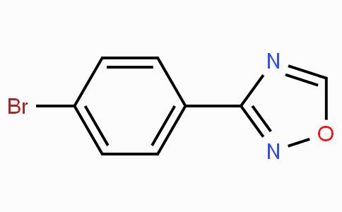 3-(4-溴苯基)-1,2,4-噁二唑