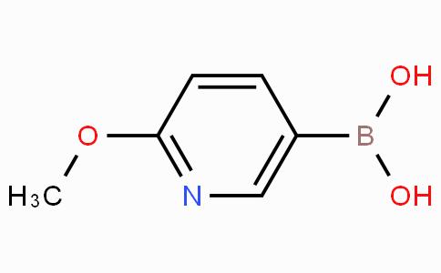 2-Methoxy-5-pyridineboronic acid