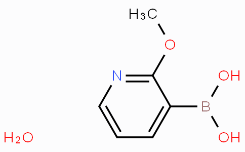 2-Methoxypyridine-3-boronic acid hydrate