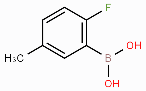 2-Fluoro-5-methylphenylboronic acid