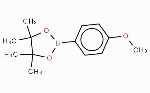 4-Methoxyphenylboronic acid, pinacol ester