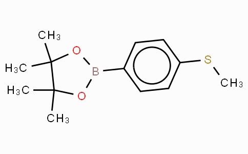 4-(Methylthio)phenylboronic acid pinacolate