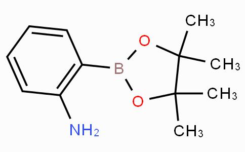 (2-Aminophenyl)boronic acid pinacol ester