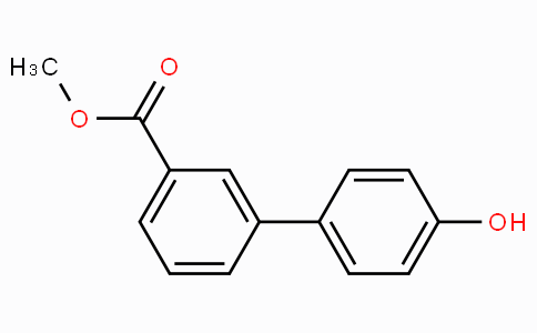 4'-Hydroxybiphenyl-3-carboxylic acid methyl ester