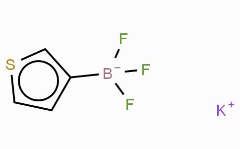 Potassium 3-thiophenetrifluoroborate