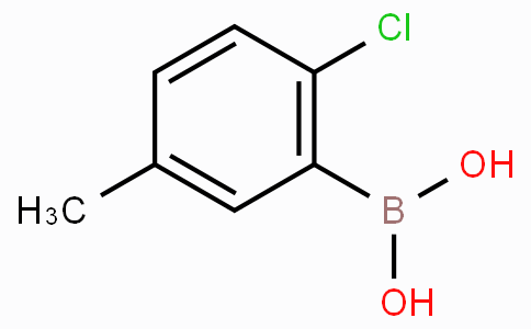 2-Chloro-5-methylphenylboronic acid