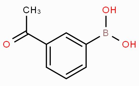 3-乙酰基苯硼酸(含有数量不等的酸酐)