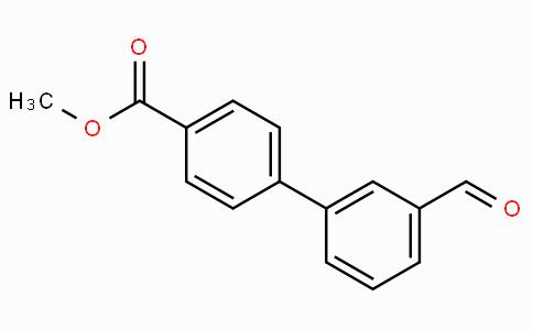 3'-Formylbiphenyl-4-carboxylic acid methyl ester