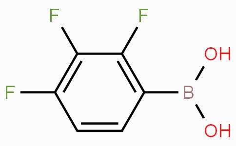 2,3,4-三氟苯硼酸(含有数量不等的酸酐)