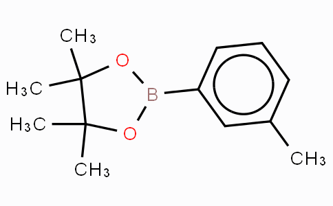 3-Methylbenzeneboronic acid, pinacol ester