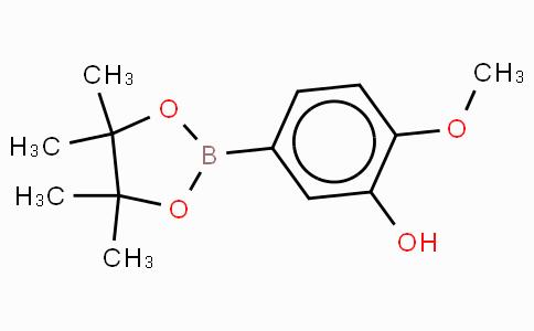 3-Hydroxy-4-methoxyphenylboronic acid, pinacol ester