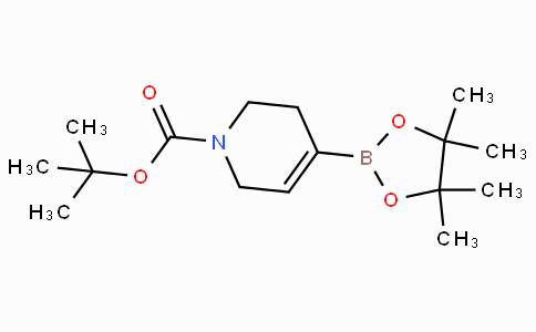 N-Boc-1,2,5,6-四氢吡啶-4-硼酸频哪醇酯