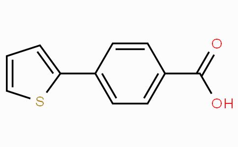 4-(2-Thienyl)benzoic acid
