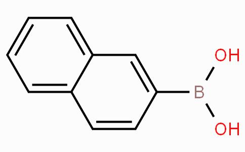 2-萘硼酸(含有数量不等的酸酐)