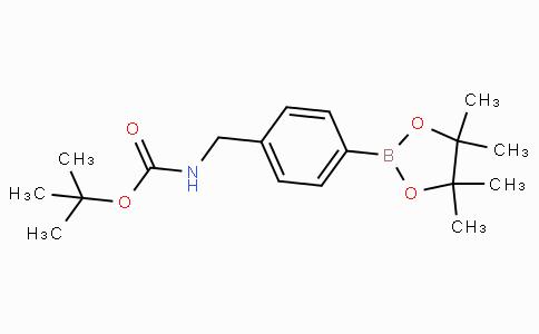 4-((N-boc-amino)methyl)phenylboronic acid pinacol ester