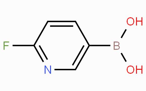 2-Fluoropyridine-5-boronic acid