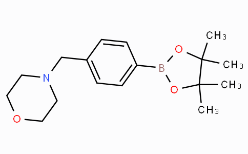 4-(Morpholinomethyl)phenylboronic acid pinacol ester