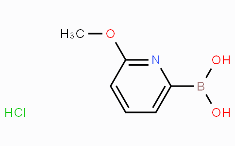 2-Methoxypyridine-6-boronic acid, hydrochloride salt