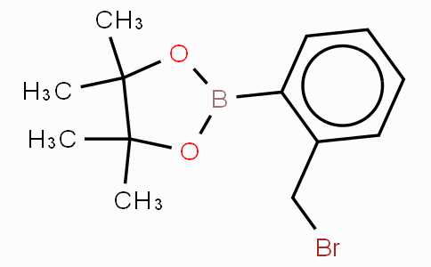 2-Bromomethylphenylboronic acid, pinacol ester