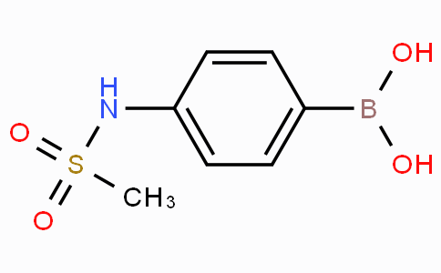 4-Methanesulfonylaminophenylboronic acid