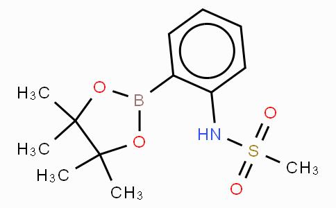 2-Methanesulfonylaminophenylboronic acid, pinacol ester