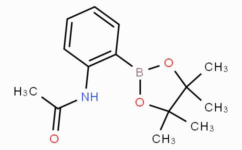 2-Acetylaminophenylboronic acid pinacol ester