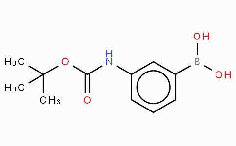 3-(Boc-氨基)苯硼酸